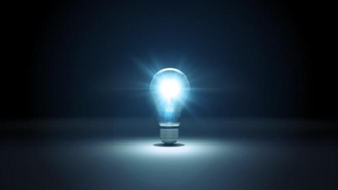 INCUBATOR Technologies, Inc Light Bulb Explosion Intro video in 720p HD High Quality