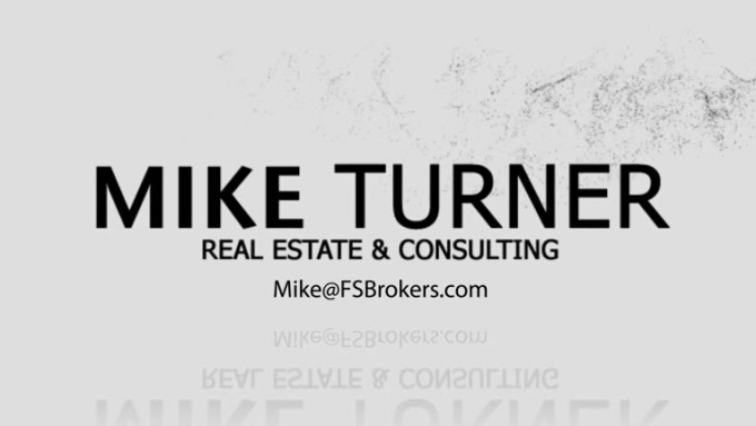 Mike Turner Intro