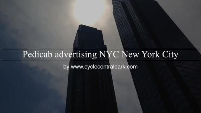 Pedicab_advertising_New_York_NYC_wwwcyclecentralparkcom
