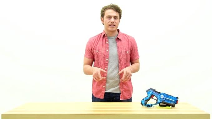 Product Video - Bug Shot
