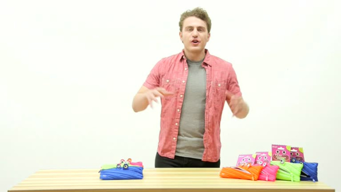 Product Video - Monster Pouch