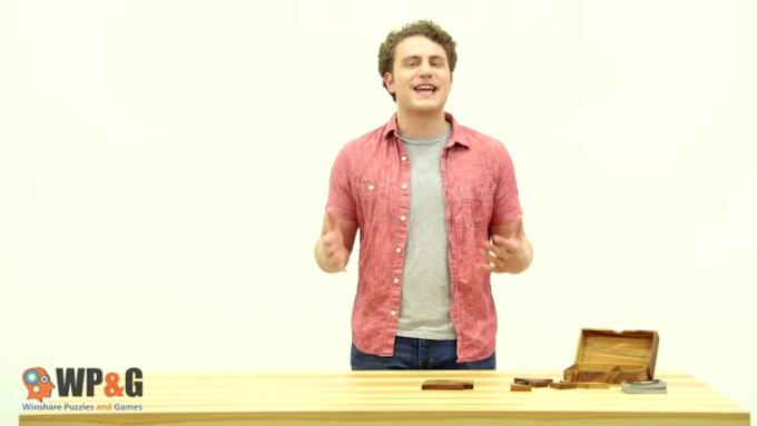 Product Video - Tangram Game
