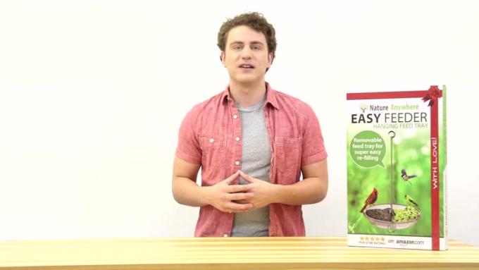 Product Video - Bird Feeder