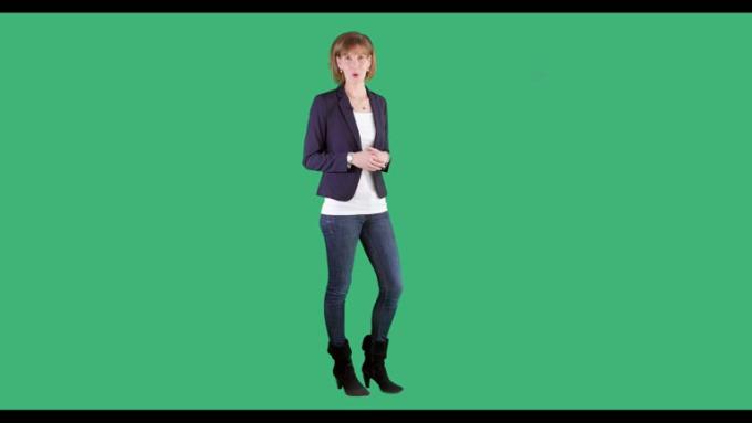 Broadband Green Screen Menu 1080p