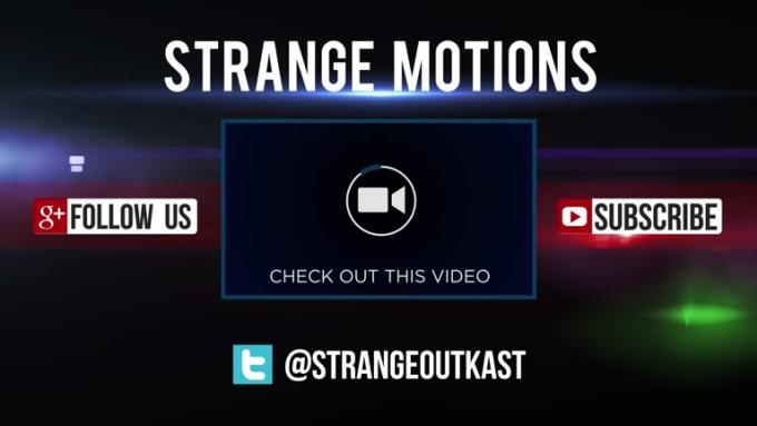Strange Motions Outro
