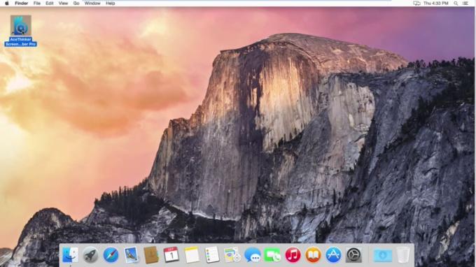 Screen Grabber Pro new Interface