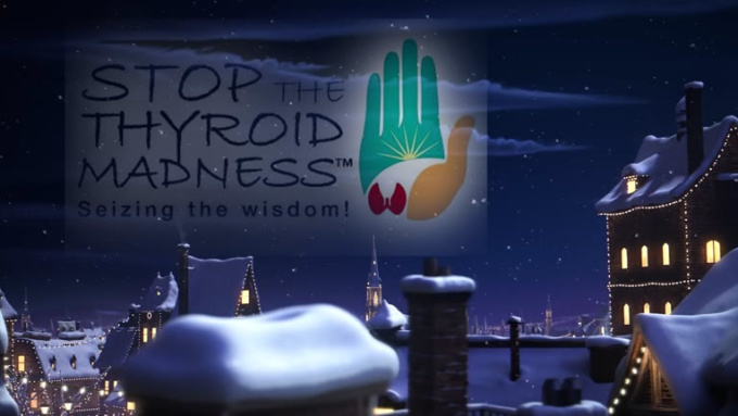 christmas Stop Thyroid Madness