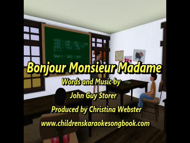 WanThaiBonjourMonsieur