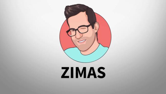 Zimas Simple logo FULL HD