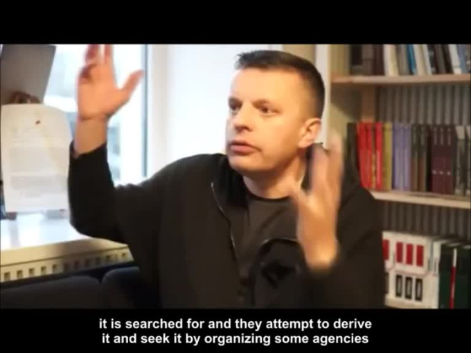 Russian Interview - subtitled