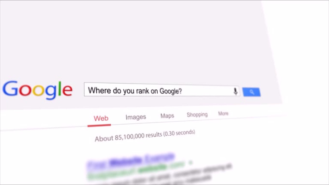 Google commercial modified