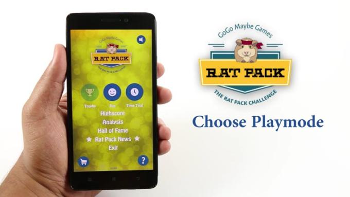 Rat Pack Challenge update3