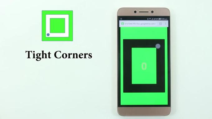 Tight Corners