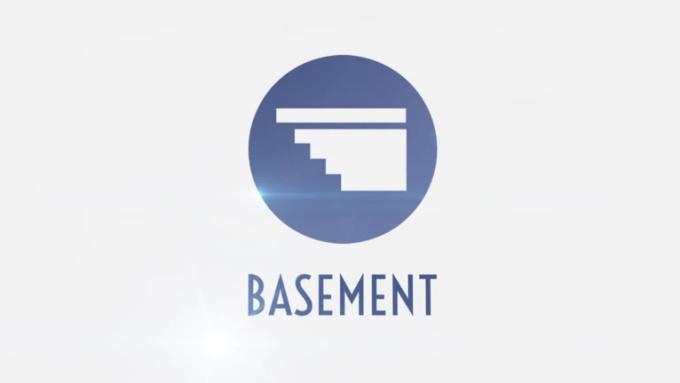 Basement Animated Logo 4