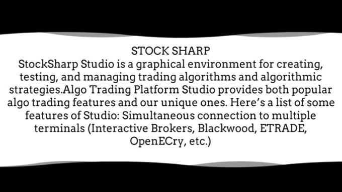 Stock SharpVideo