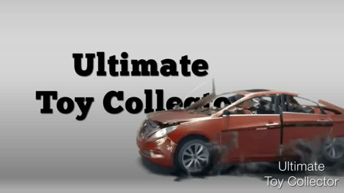 transformers Ultimate Toy Collector 1080p