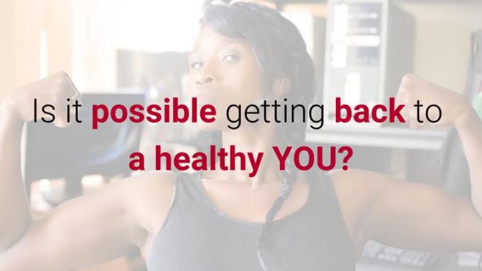 A healthier you