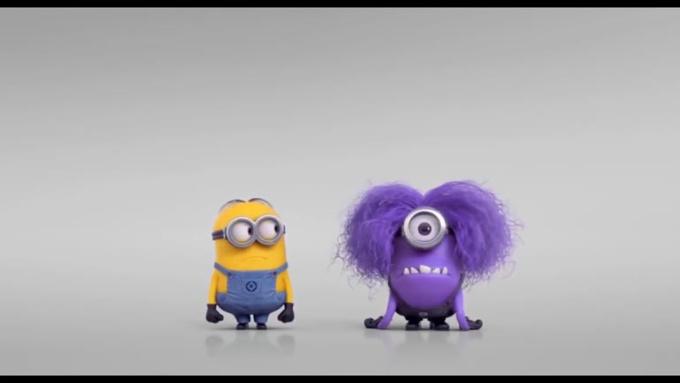Live Happy Evil Minion - Banana v2 720p
