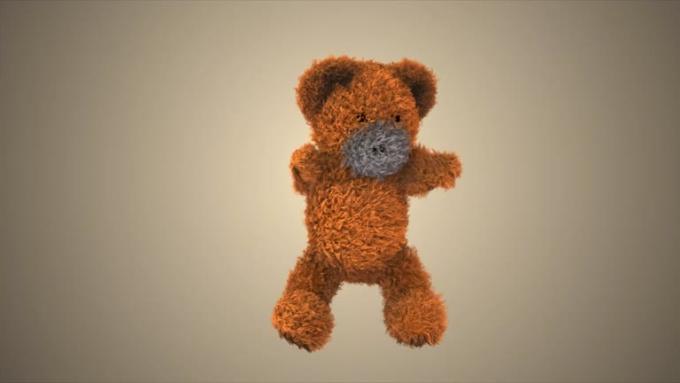 Dancing Teddy Bear SFX AE