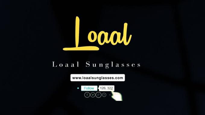 Loaal Sunglasses_Instagram Promo Video Black version final