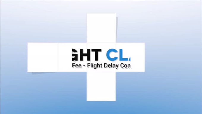 Flight Delay Compensation Logo Intro