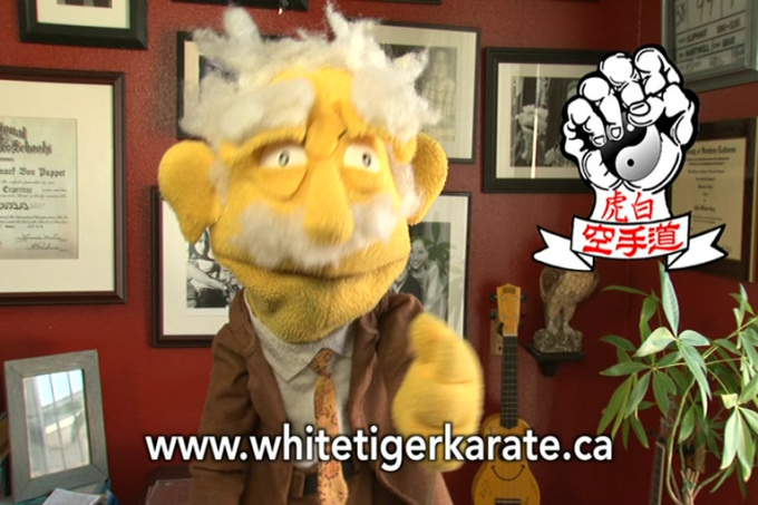 White Tiger Martial
