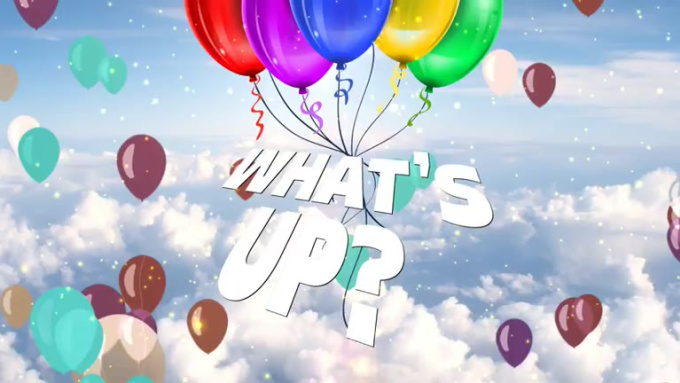 Whats Up logo Video 2