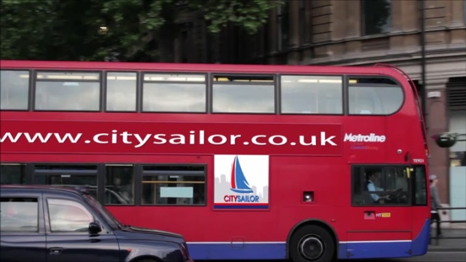 Citysailor with street sound