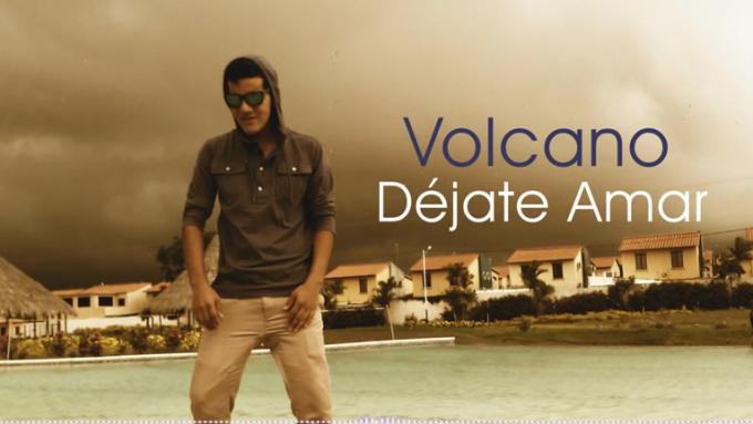 Volcano - Déjare Amar