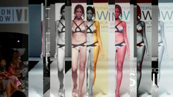 Del Mar Swimwear Collection