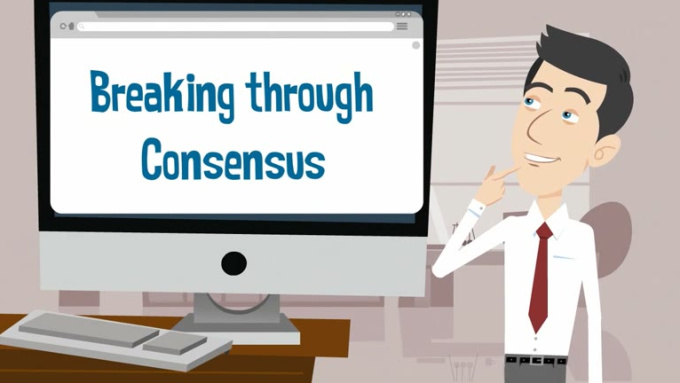 553 Breaking Consensus
