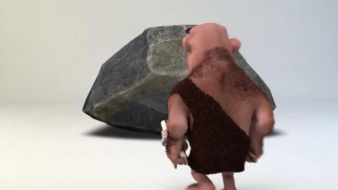 caveman FNLJhny