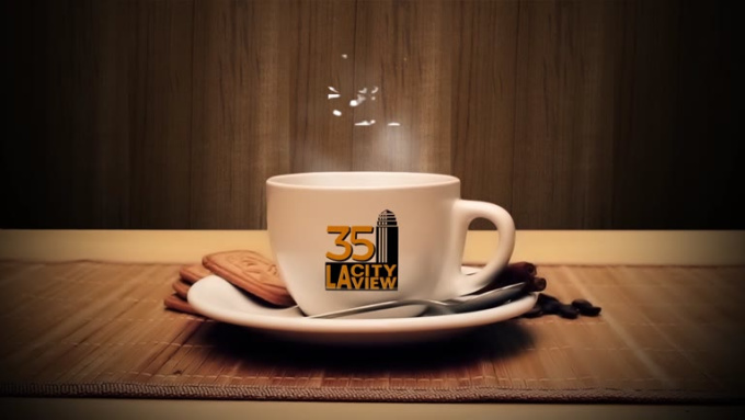Coffee Bundle Logo Animation Video Intro