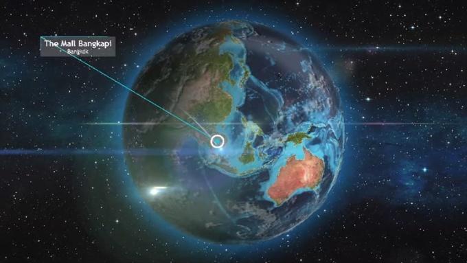Earth Zoom In HiREZ