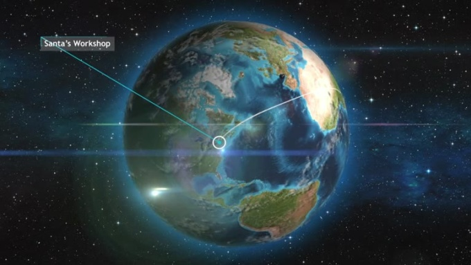 Earth Zoom In LoREZ