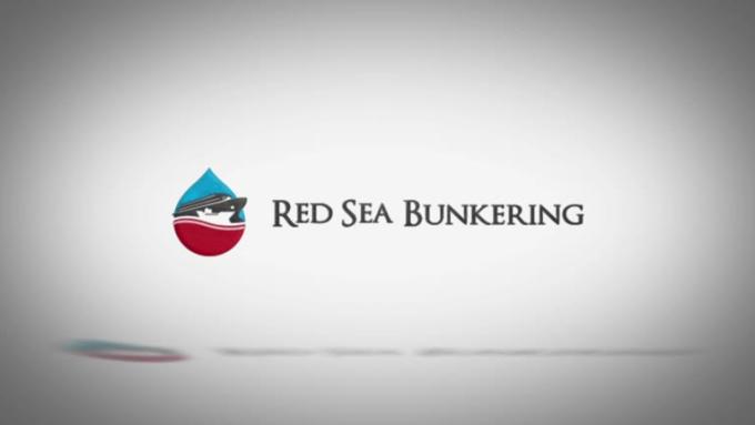 Red Sea logo intro