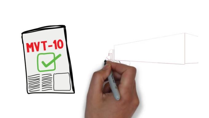 MVT-10 video rev