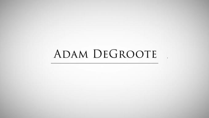 Adam Intro 2