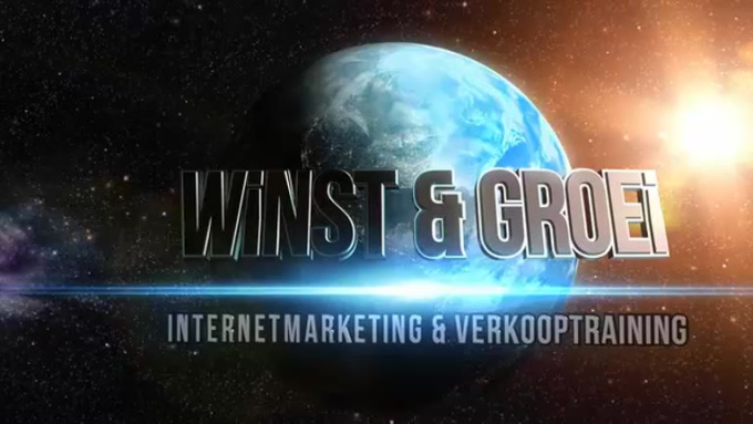 Earth Intro - WiNST and GROi - 8 sec