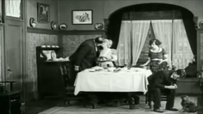 mvallenilla Mercedes Vallenilla silent movie