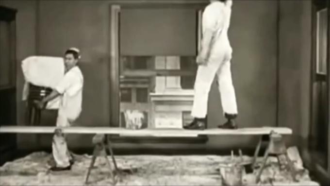 mrrsquatt Idaho Painter silent movie