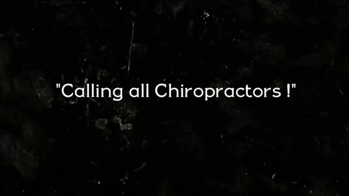 matthew_b10 Chiropractic Jobs Online silent movie edit