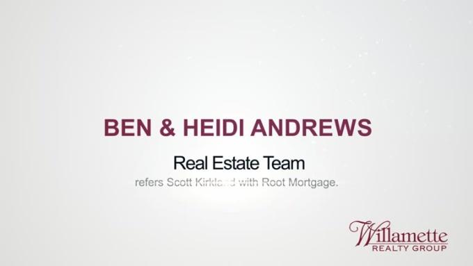 ben & heidi Clean update 2