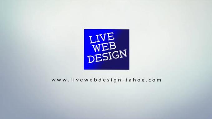 live web design intro