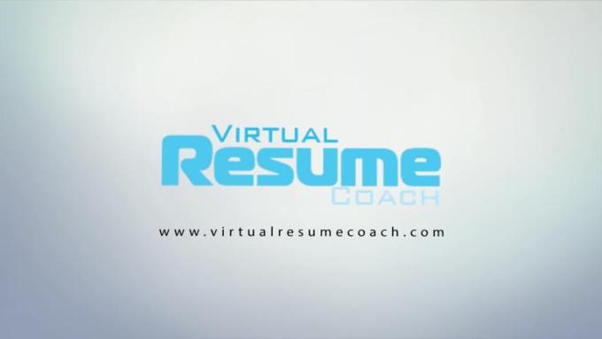 virtual resume intro