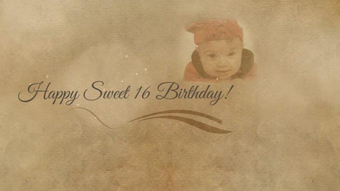 Happy 16 II