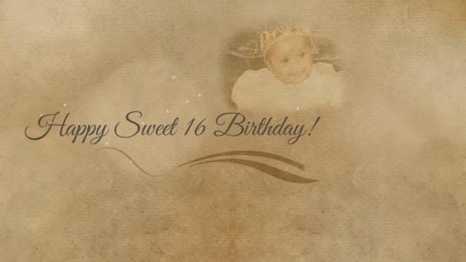 Happy 16!