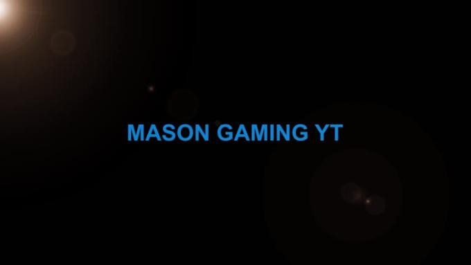MASON GAMING YT 1 new