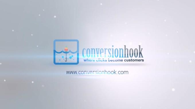 Conversion Hook Logo - Horizontal 2