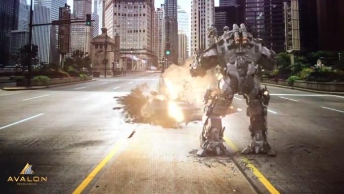 Robot Fiverr